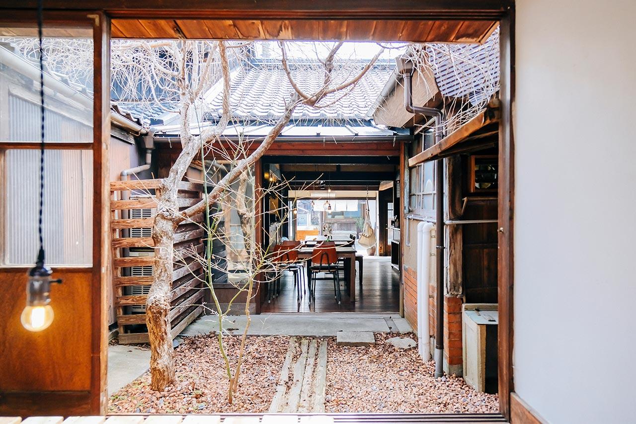 山口市のカフェ & ampersand アンパサンドの写真
